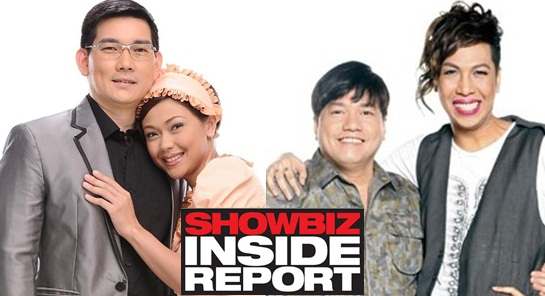 Secrets of Success of Richard-Jodi and Vice-Direk Wenn Tandems Revealed on Showbiz Inside Report this September 29