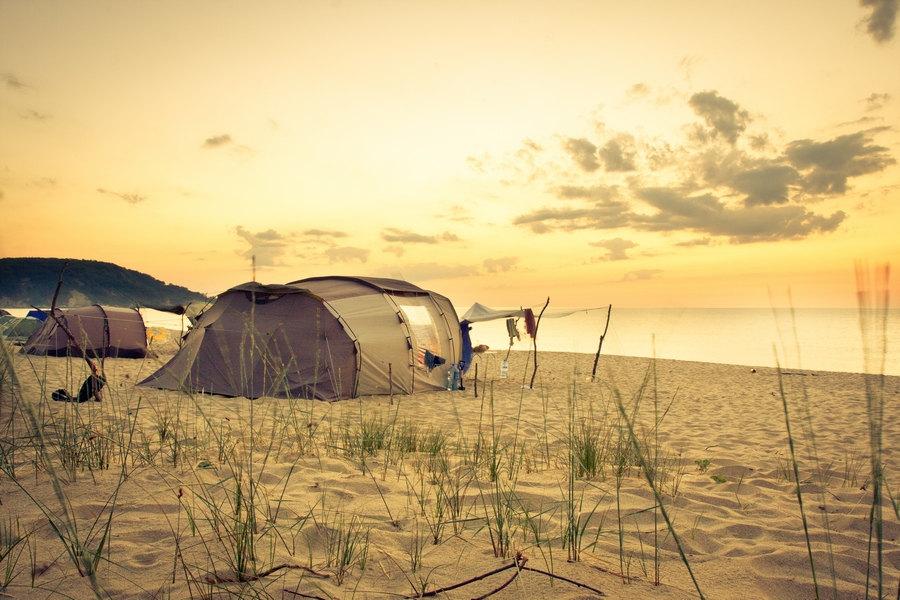 Summer Camping by Valentin Stoev on Etsy