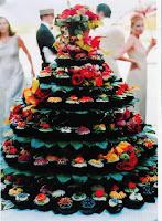 kue cupcakes