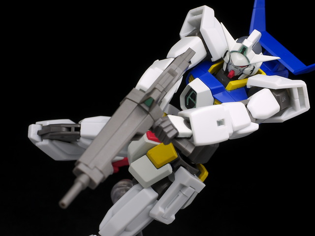 Robot Damashii (Side MS) Gundam Age