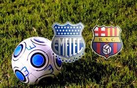 emelec y barcelona finalistas futbol ecuador