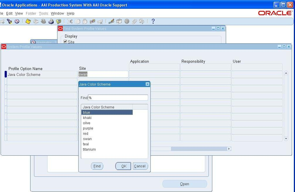 oracle jinitiator latest version free  for windows 7
