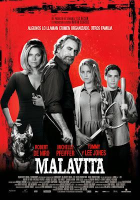 Malavita  Luc Besson