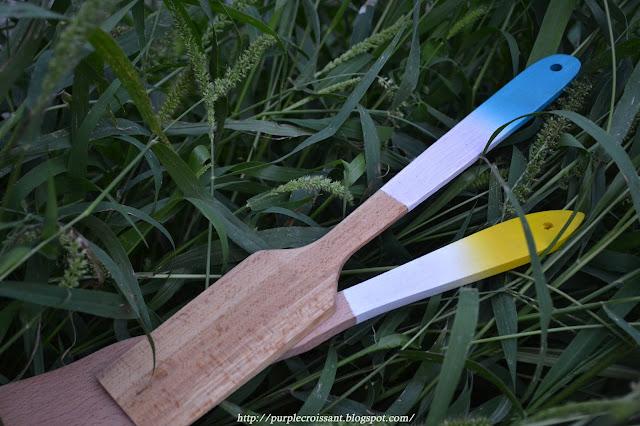 для кухни, лопатки, украинские цвета
