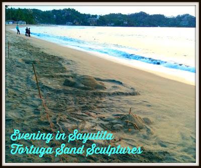 sayulita sand tortugas - photo by susan smith nash, ph.d.