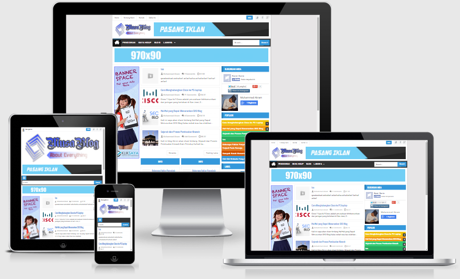 Download Template SEOSimple V3 Responsive