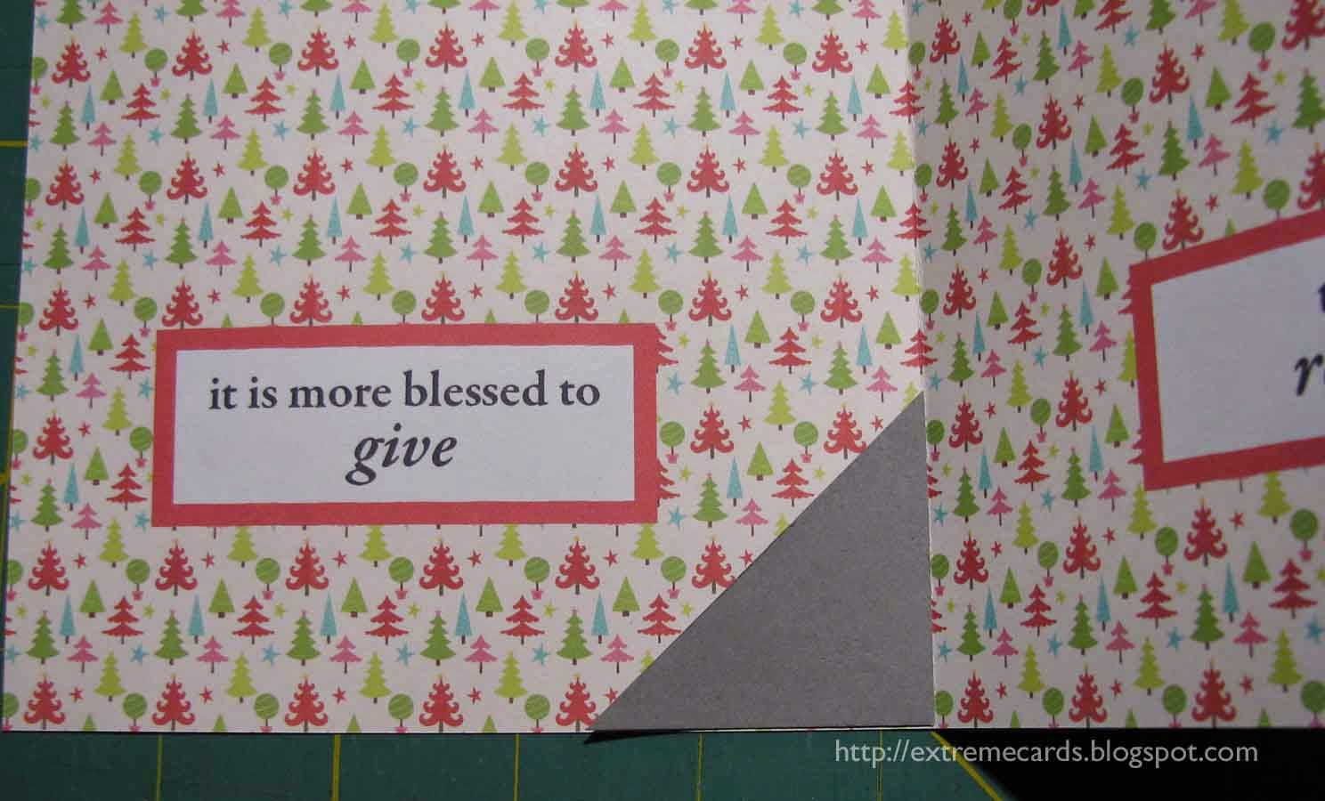 gluing template for pop up card