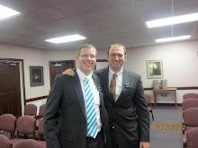 Elder Garcia and Elder Newkirk February 2013- Current