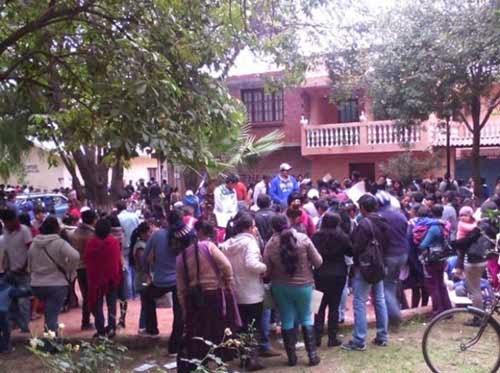 Ministerio niega oferta de lotes en Tarija en época electoral