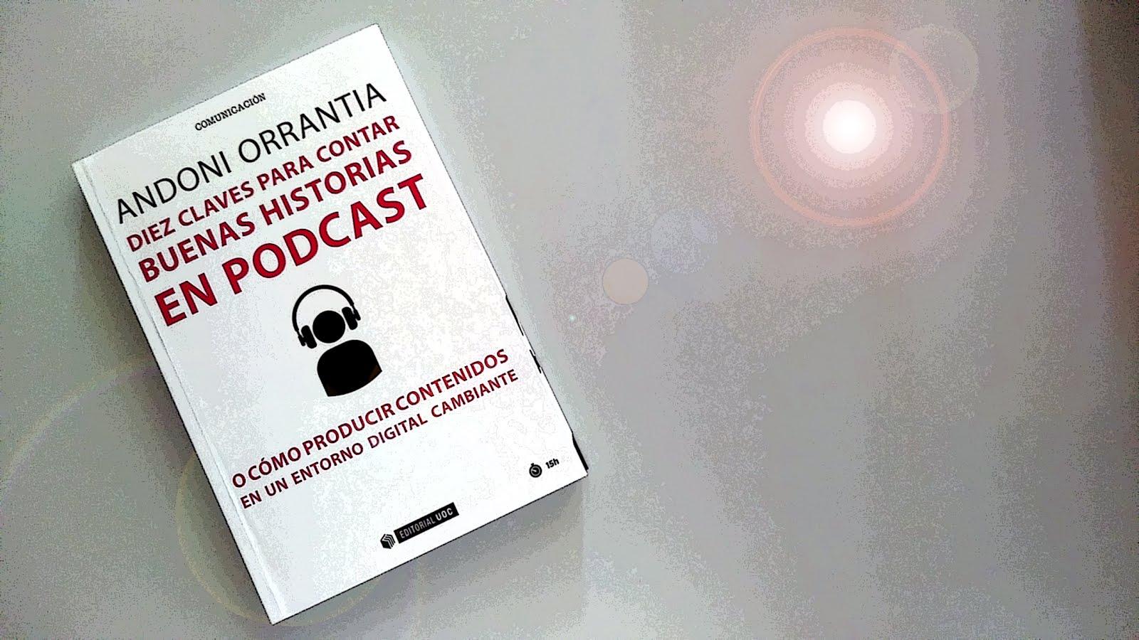 "AVANCE:  ""LA RADIO SIN RELOJES"" DE ORRANTIA"