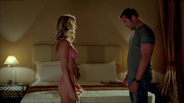 Annabelle Wallis Nude Scenes from Strike Back