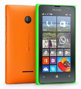 Microsoft Corporation Announced Lumia 435