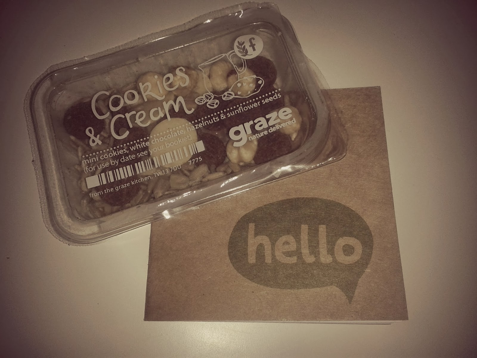 Project 365 Day 17 - Graze, Cookies & Cream // 76sunflowers