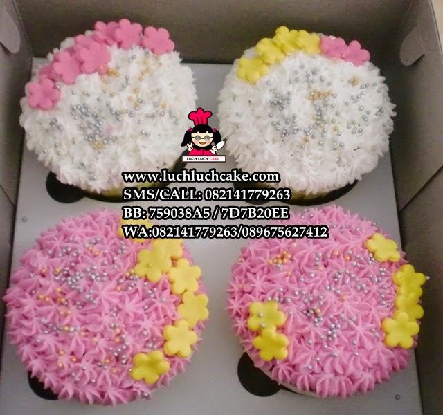 simpel buttercream cupcake