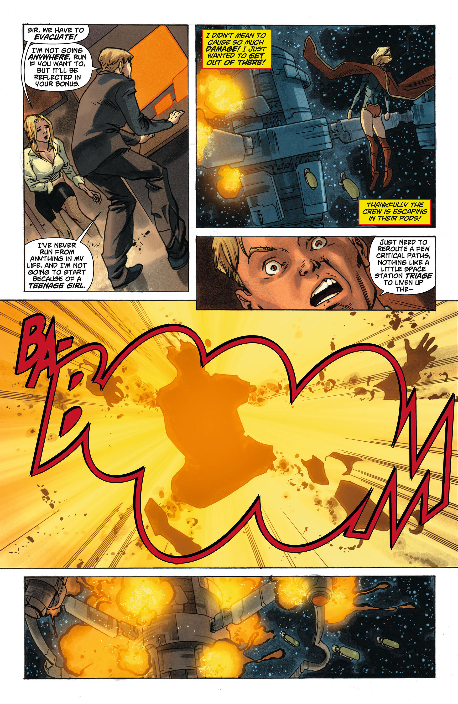 Supergirl (2011) Issue #4 #6 - English 18