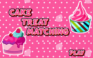 Screenshots of the Cake Treat Matching for Android tablet, phone.