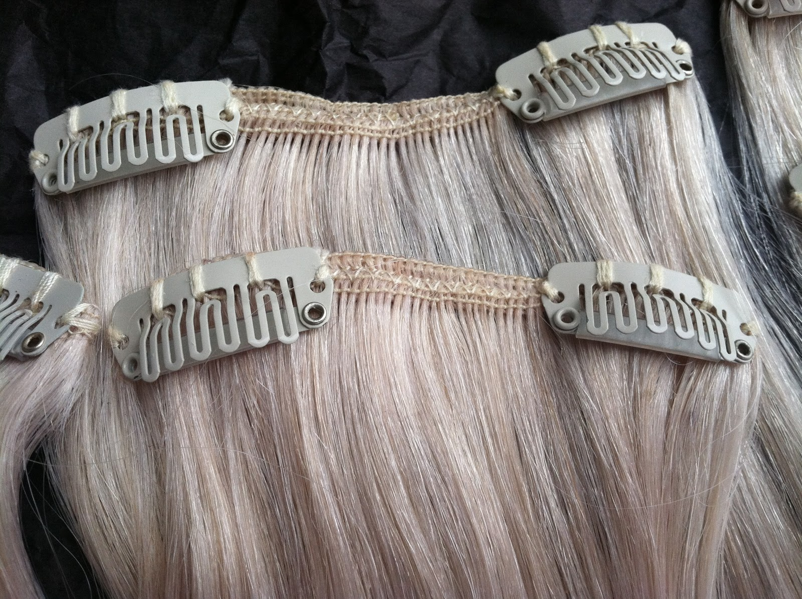 Foxy Locks Extensions Colors 5
