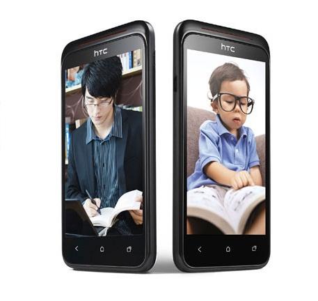 merupakan smartphone Android terbaru dari HTC yang telah hadir di Indonesia HTC Desire CV: Android ICS, Dual SIM Card (GSM+CDMA)