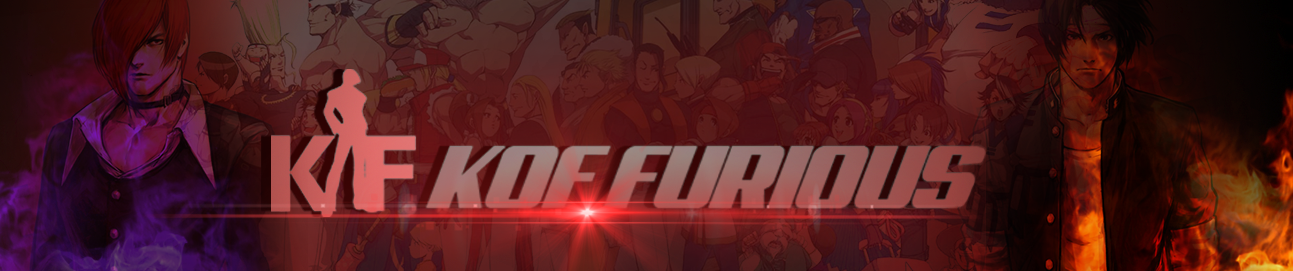 KOF Furious Team v.3.0