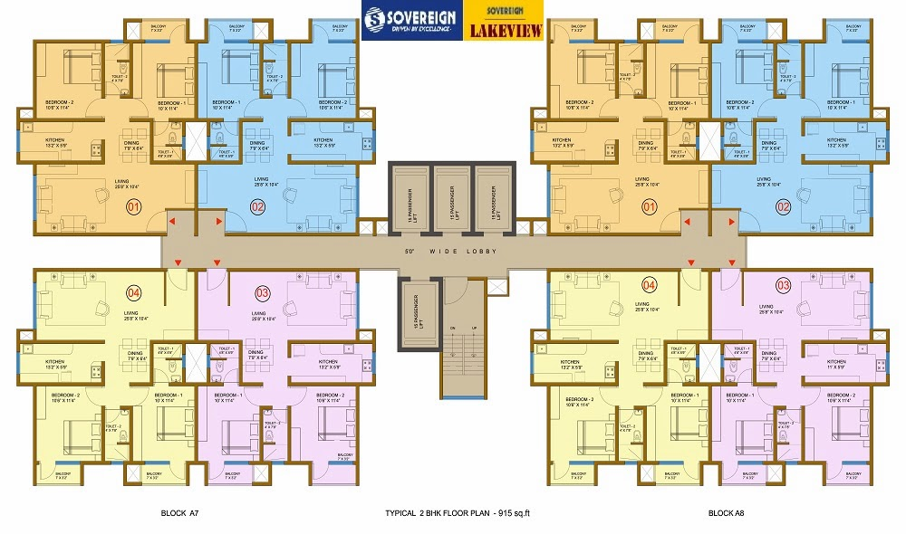 Apartment Plans According To Vastu