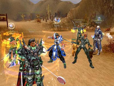Cabal Online Guilds