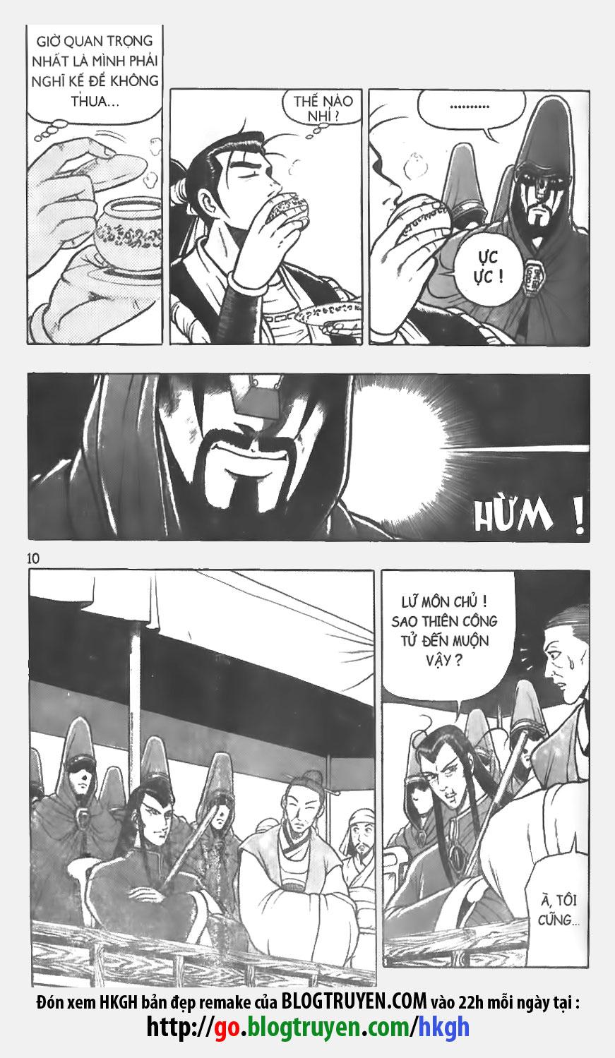 Hiệp Khách Giang Hồ chap 55 page 9 - IZTruyenTranh.com