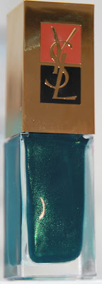 YSL Yves Saint Laurent 43 Wintergreen test avis essai swatch blog