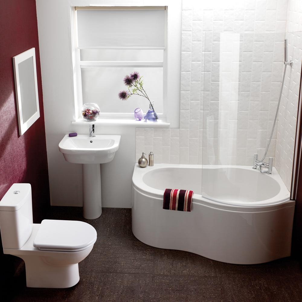 decorando casas Remodelação do banheiro pequeno