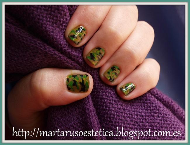 Entre estética y cosmética: Día #4 del desafío 31 días - Uñas Verdes ...