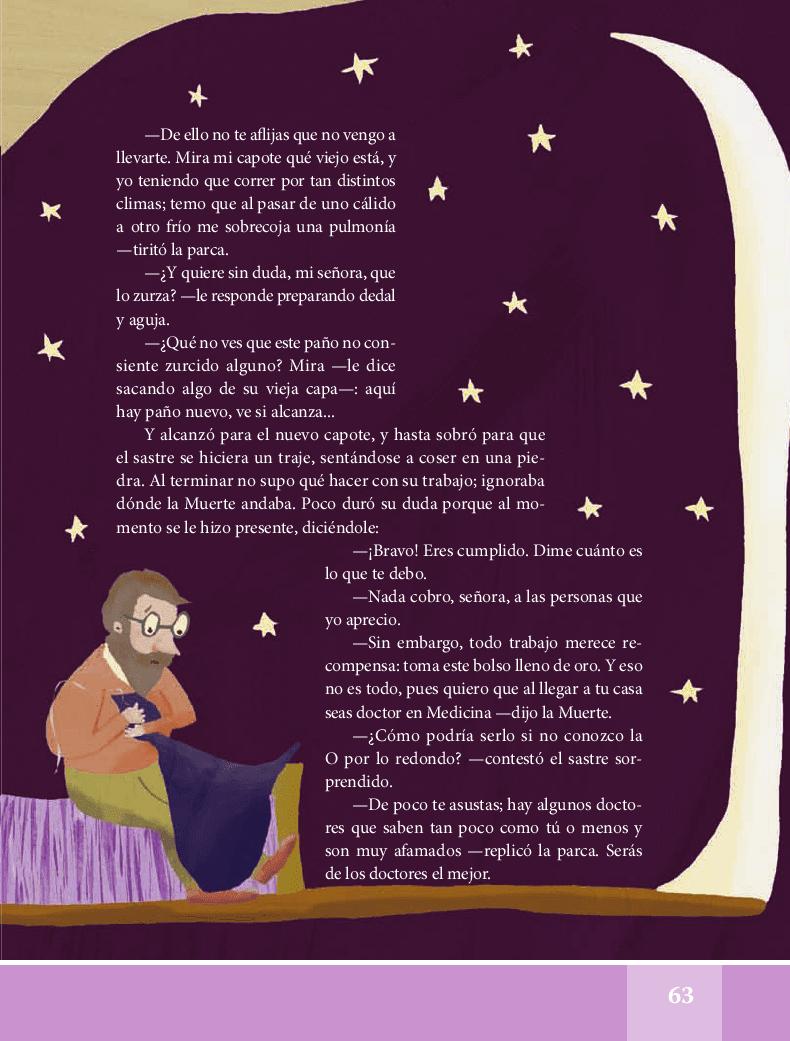 El doctor improvisado - Español Lecturas 5to 2014-2015
