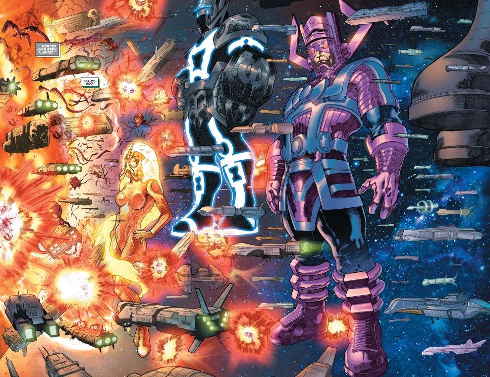 galactus vs thanos - photo #16