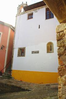 Colunga, Lastres, capilla de El Buen Suceso