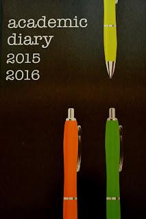 Academic Diary 2015-2016