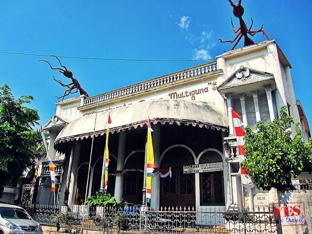 Marabunta Theater Semarang