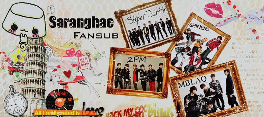 Saranghae Fansub مدونة