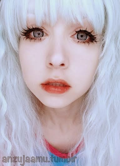 I.Fairy Lucius Grey colored contacts