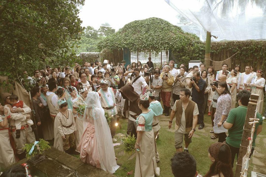 Rebellious Medieval Wedding The Rebellious Brides