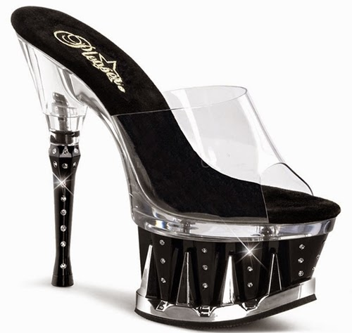 High Heel Sandals By Pleaser USA