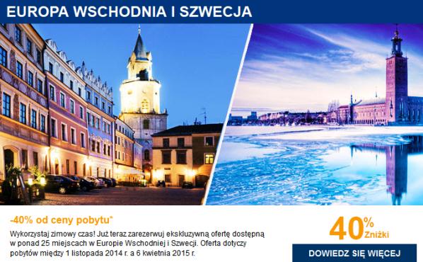 Tanie hotele Accor w Europie