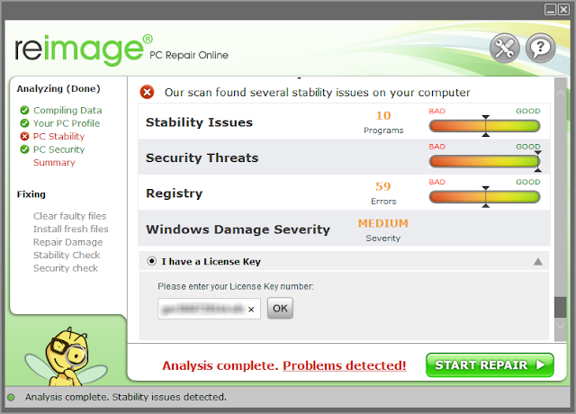 Reimage - Pc Repair Online crack - YouTube