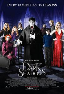 Ver  Sombras tenebrosas (Dark shadows) (2012) ) Audio Latino
