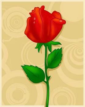como desenhar uma flor rosa facilmente como desenhar 10
