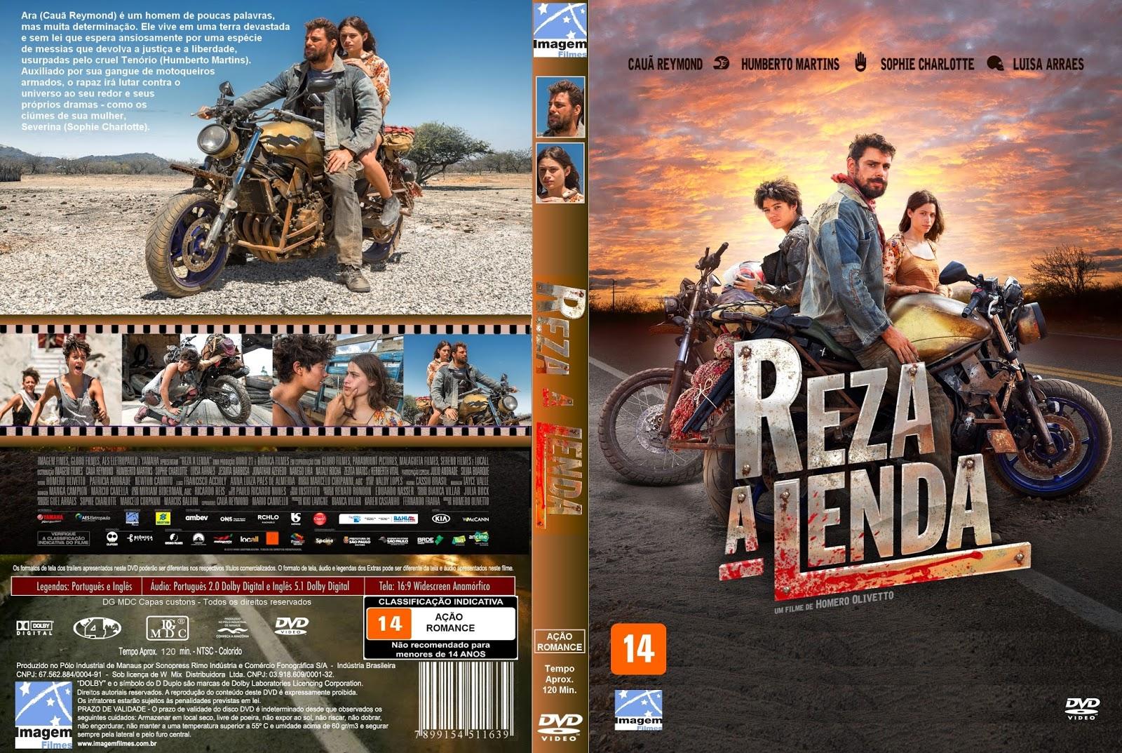 Reza a Lenda DVDRip X264 Nacional Reza 2BA 2BLenda
