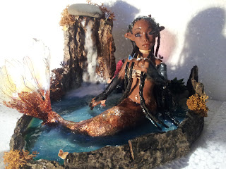 ooak fairy mermaid prosculpt