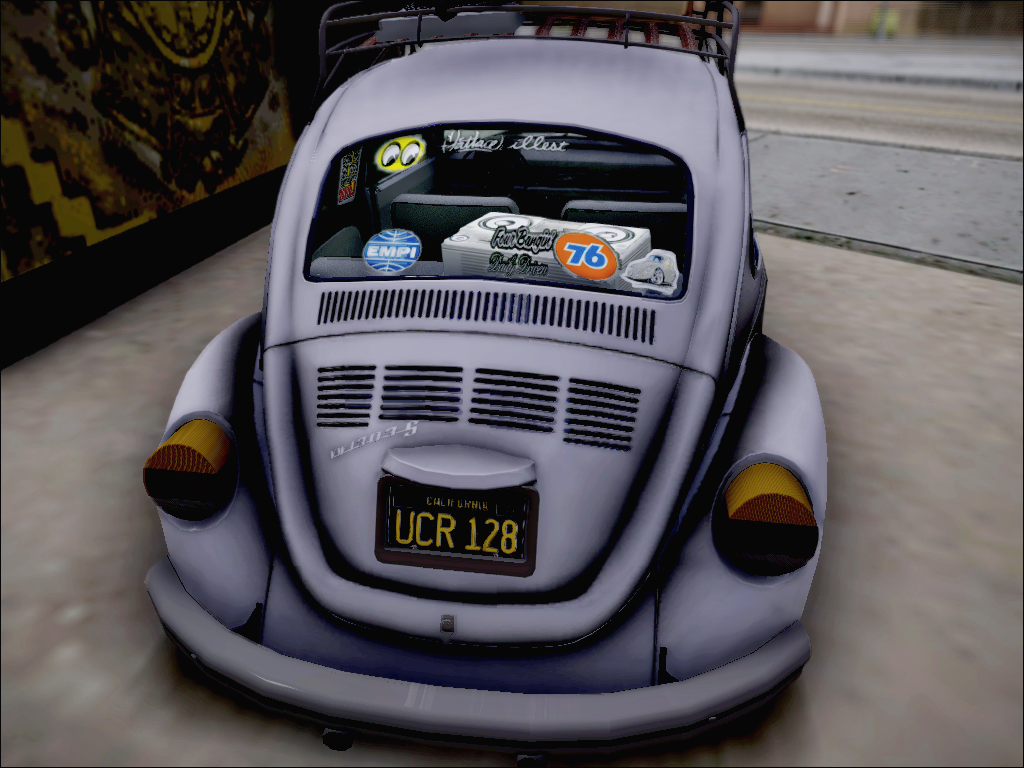 Ekipe Gta Cars 176 ★ Gta Sa Fusca Gringo