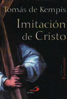 Imitación de Cristo - Tomás de Kempis