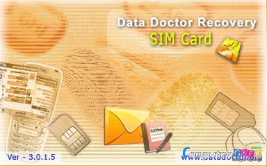 Программный компклекс SIMCard Data Recovery с легкостью восстановит Вашу мо