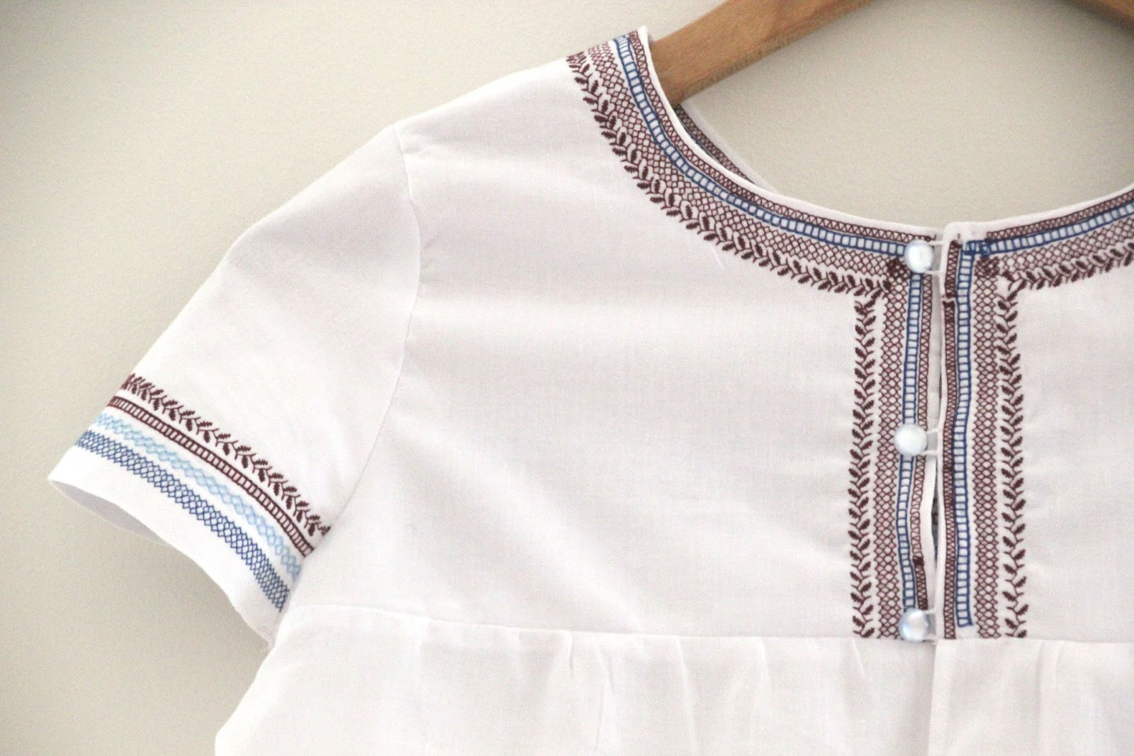 DIY Camiseta Boho (patrones gratis) - Handbox Craft Lovers ...
