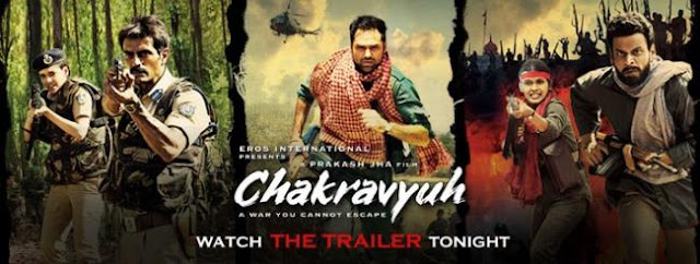 Prakash Jha's 'Chakravyuh' First Look Posters & Wallpapers