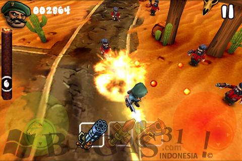 Guerrilla Bob for Android - BAGAS31.com